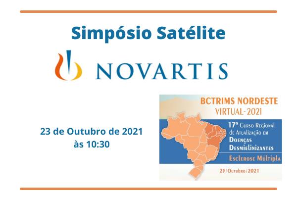 Curso para Simpósio Satélite Novartis - BCTRIMS NORDESTE VIRTUAL 2021